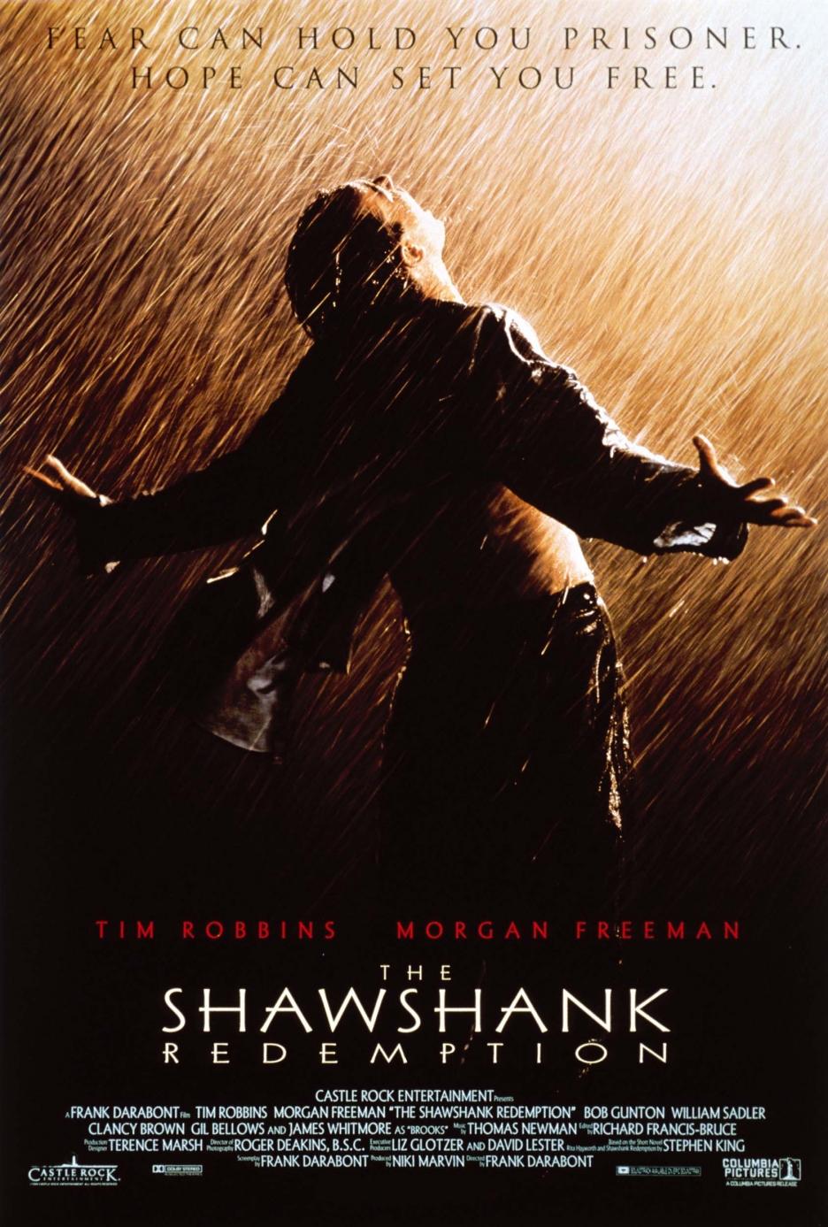 The Shawshank Redemption (Esaretin Bedeli) 1994 - Frank Darabont ile ilgili görsel sonucu