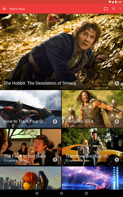 Google Play Filmler ve TV Google Play Movies & TV.png
