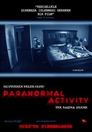 paranormal activity vikipedi