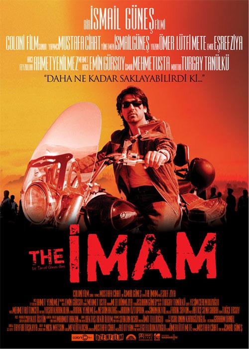 The İmam film afişi