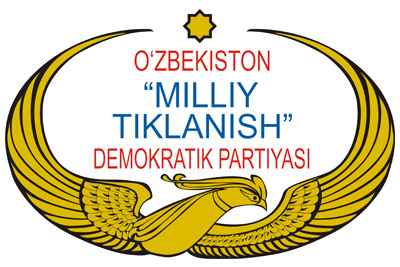 Uzbekstan National Revival Democratic Party.png