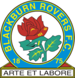 Blackburn Rovers FC logosu