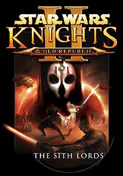Star Wars Knights of the Old Republic II oyun kapağı.jpg