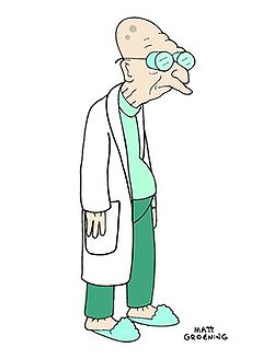 Professor Hubert Farnsworth