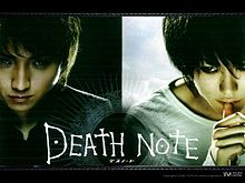 Death Note Film Posteri
