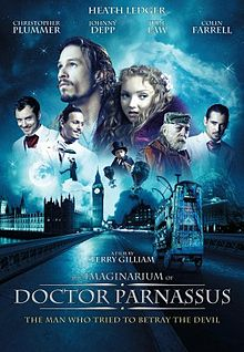 The Imaginarium Of Doctor Parnassus Andrew Garfield Dr. Parnassus - Vikipe...