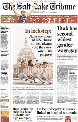 The Salt Lake Tribune - ilk sayfa.jpg