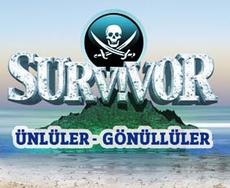 Survivor ünlüler gönüllüler logosu