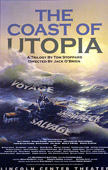 The Coast of Utopia oyun afişi