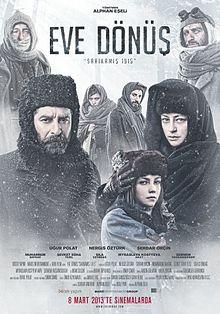 Eve Dönüş: Sarıkamış 1915 (2013) Yerli Film İzle