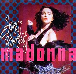 Express yourself madonna şarkısı