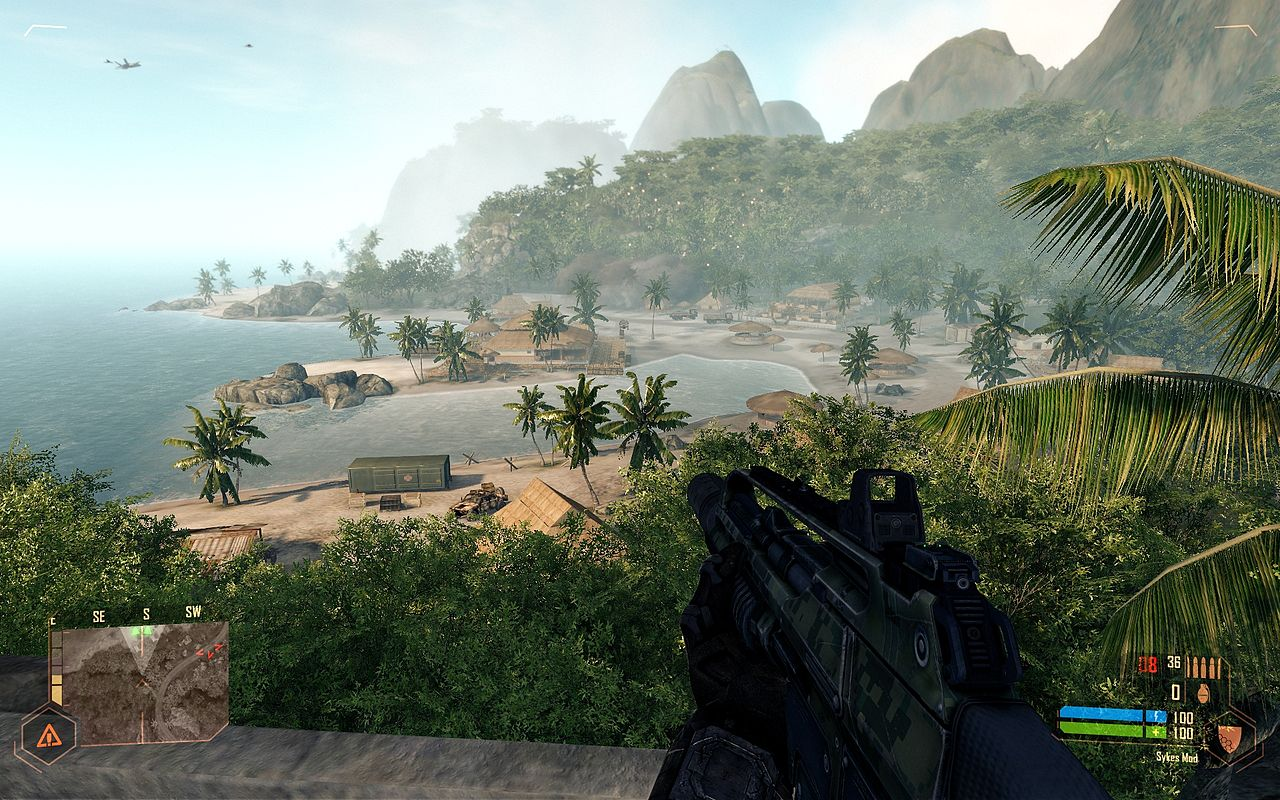Crysis Warhead Free Download Games