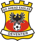 Go Ahead Eagles logosu