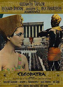 Roddy Mcdowall And Elizabeth Taylor Kleopatra (film, 1963)...
