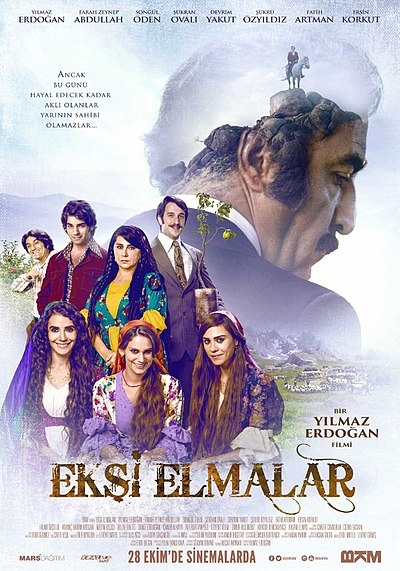 Picture of a movie: Ekşi Elmalar