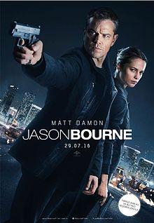 Jason Bourne Film Vikipedi