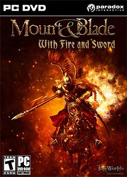 Mount&Blade: With Fire and Sword kapak görünümü