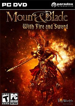 Mount&Blade - With Fire and Sword kapak görünümü.jpg