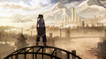 The Legend of Korra - Vikipedi