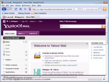 Yahhoocom mail