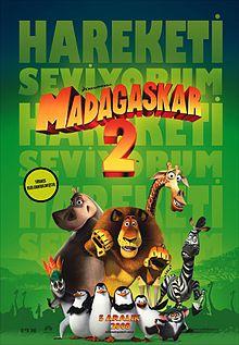 Madagaskar 2 - Vikipedi