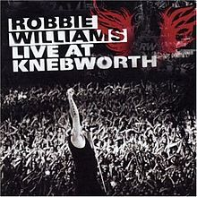 Robbie Williams - Live at Knebworth - CD album cover.jpg