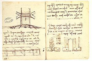 Leonardo da Vincinin 1502 yılında tasarladığı Galata köprüsü