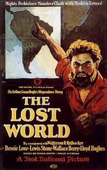 Die Verlorene Welt 1925