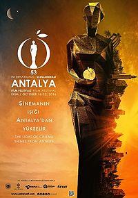 Uluslararası Antalya Film Festivali Vikipedi