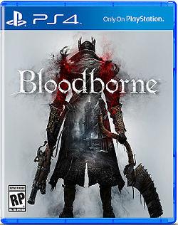 Bloodborne Kapak Resmijpg
