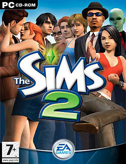 The Sims 2 Kapağı