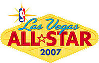 2007 NBA All-Star logosu