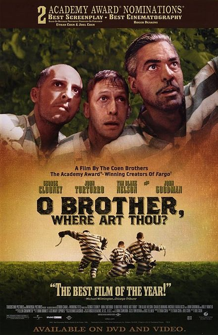 O Brother Where Art Thou 2000  Rotten Tomatoes
