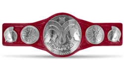 WWE Raw Tag Team Championship belt Red.png