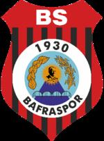 1930 Bafraspor logo.png