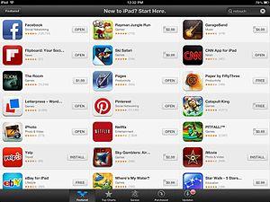 app store vikipedi