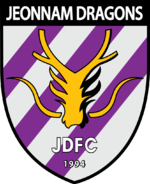 Jeonnam Dragons logosu