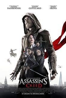 Assassins Creed Film Vikipedi