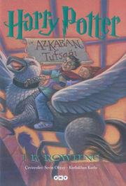 Harry Potter Kitap Kapağı