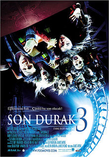 Son durak 3 final destination 3