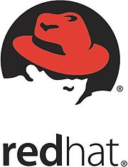 Red Hat Logo, de Wikipedia