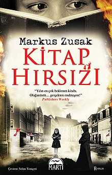 The Book Thief by Markus Zusak book cover.jpg
