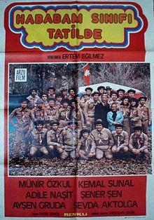 Hababam Sinifi Tatilde (Full Film)  resmi
