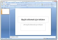 microsoft powerpoint windows microsoft office powerpoint 2007 nin ...