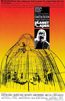 Maymunlar Cehennemi (film, 1968) - Vikipedi James Whitmore Planet Of The Apes
