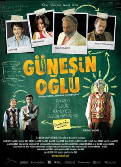 Picture of a movie: Günesin Oglu