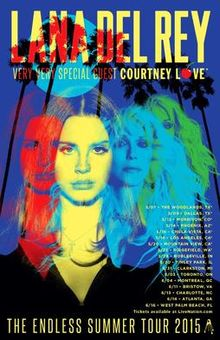Lana Del Rey 2015 Endless Summer Tour Poster.jpg