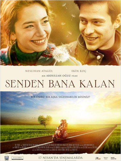 Picture of a movie: Senden Bana Kalan