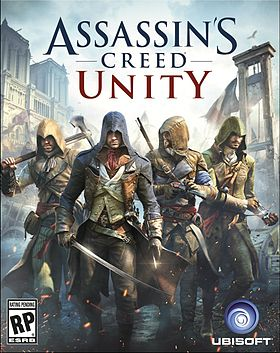 Assassin's Creed Unity - CorePack - RELOADED - SKIDROW - Full İndir - Oyun Download - Yükle
