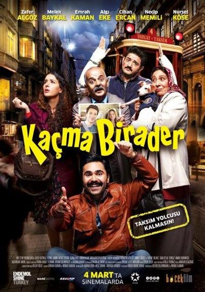 Picture of a movie: Kaçma Birader